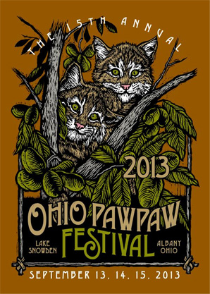 '13 pawpaw fest