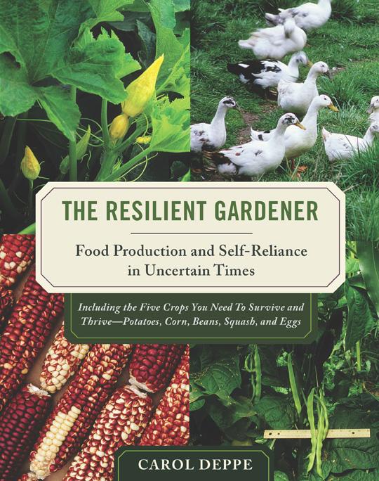 The Reslient Gardener